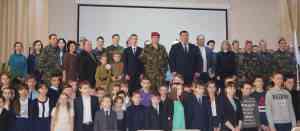 Встреча с Героем России И.С.Задорожным