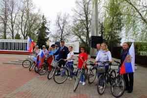 Велопробег Бондари-Пахотный Угол