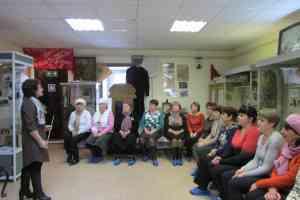 Коллектив Бондарской ЦРБ во время экскурсии