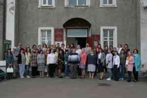 Музейные работники на семинаре в Петровском районе